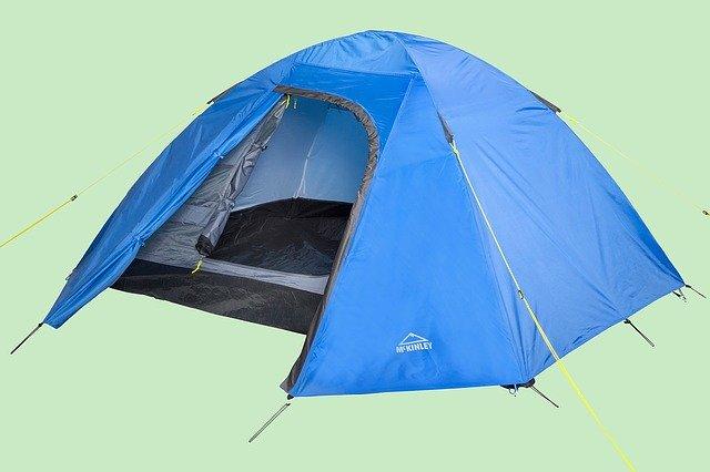 ソロキャンプテントはダブルウォール
